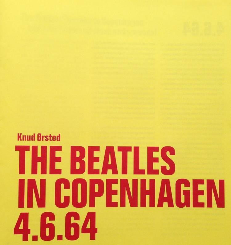 The Beatles in Copenhagen 4.6.64 af Knud Ørsted