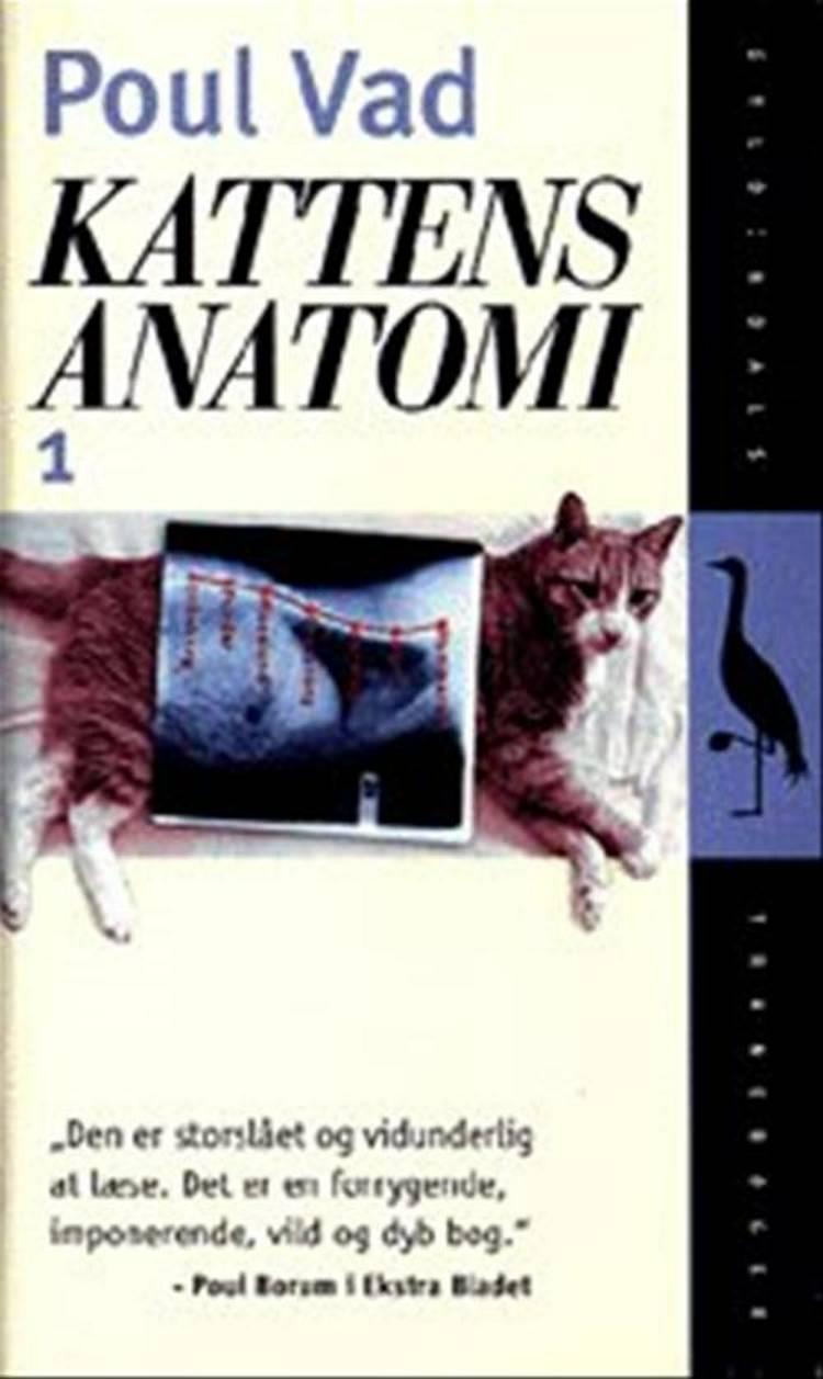 Kattens anatomi af Poul Vad