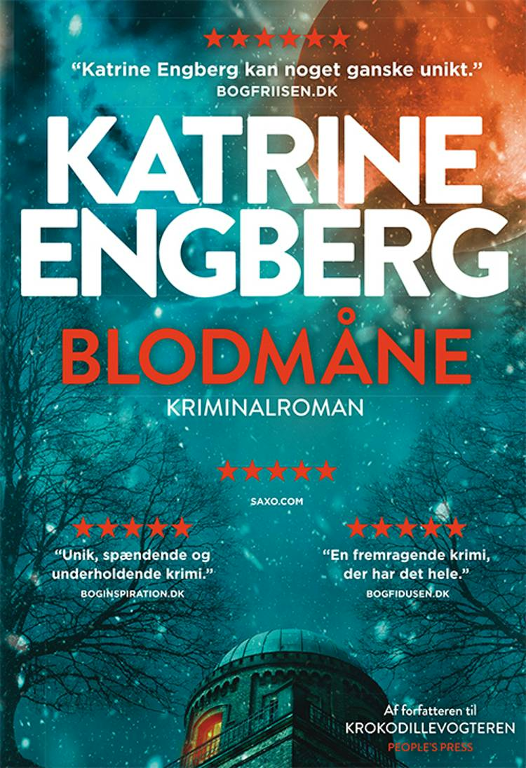 Blodmåne af Katrine Engberg