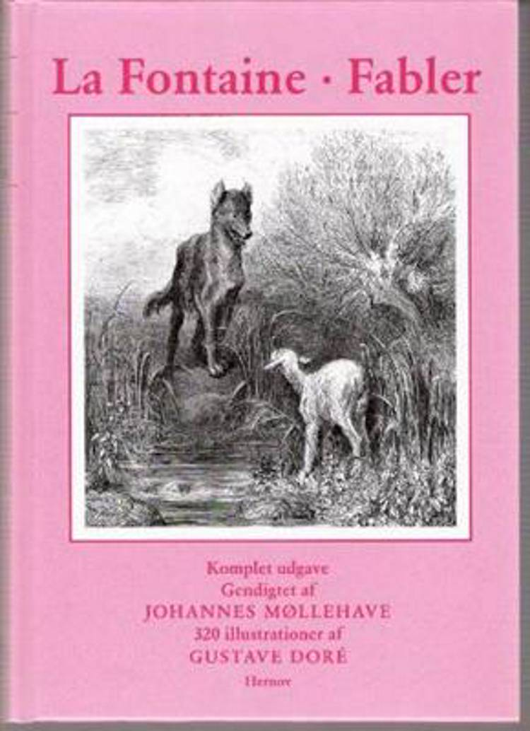 La Fontaine fabler af Jean de La Fontaine