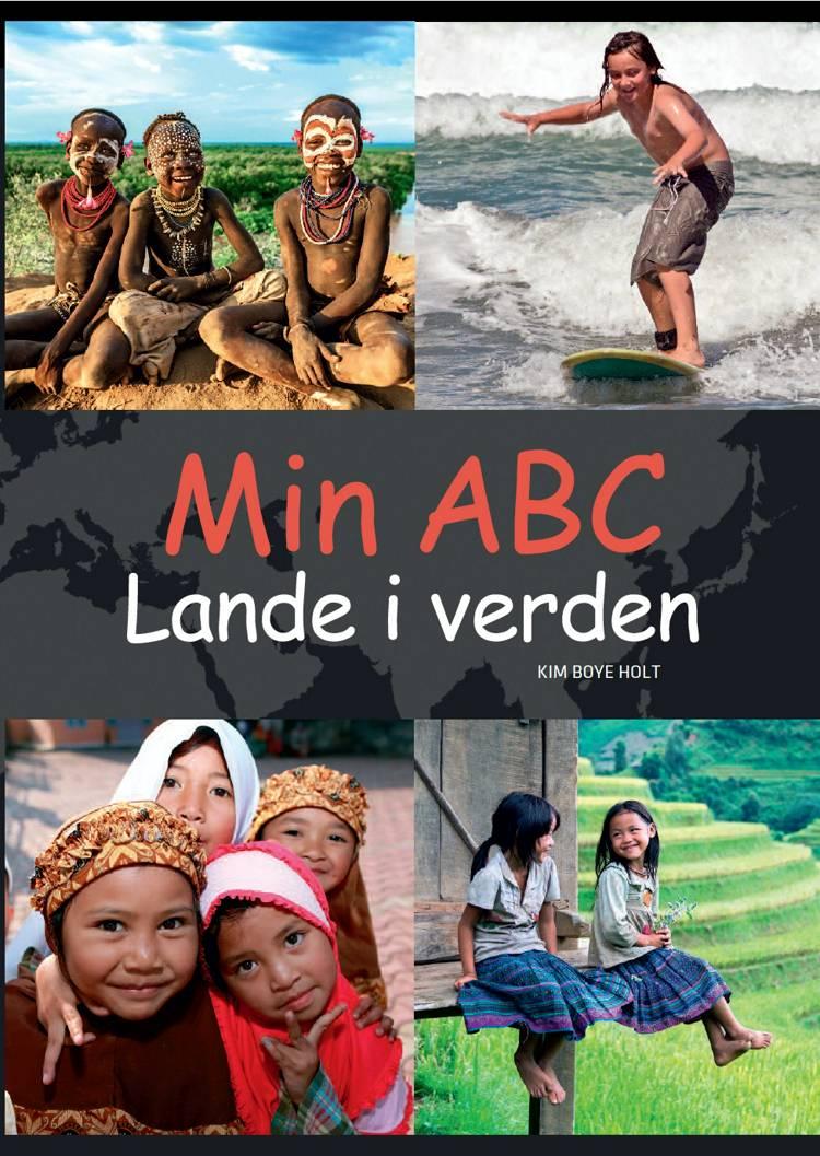 Min ABC - lande i verden af Kim Boye Holt