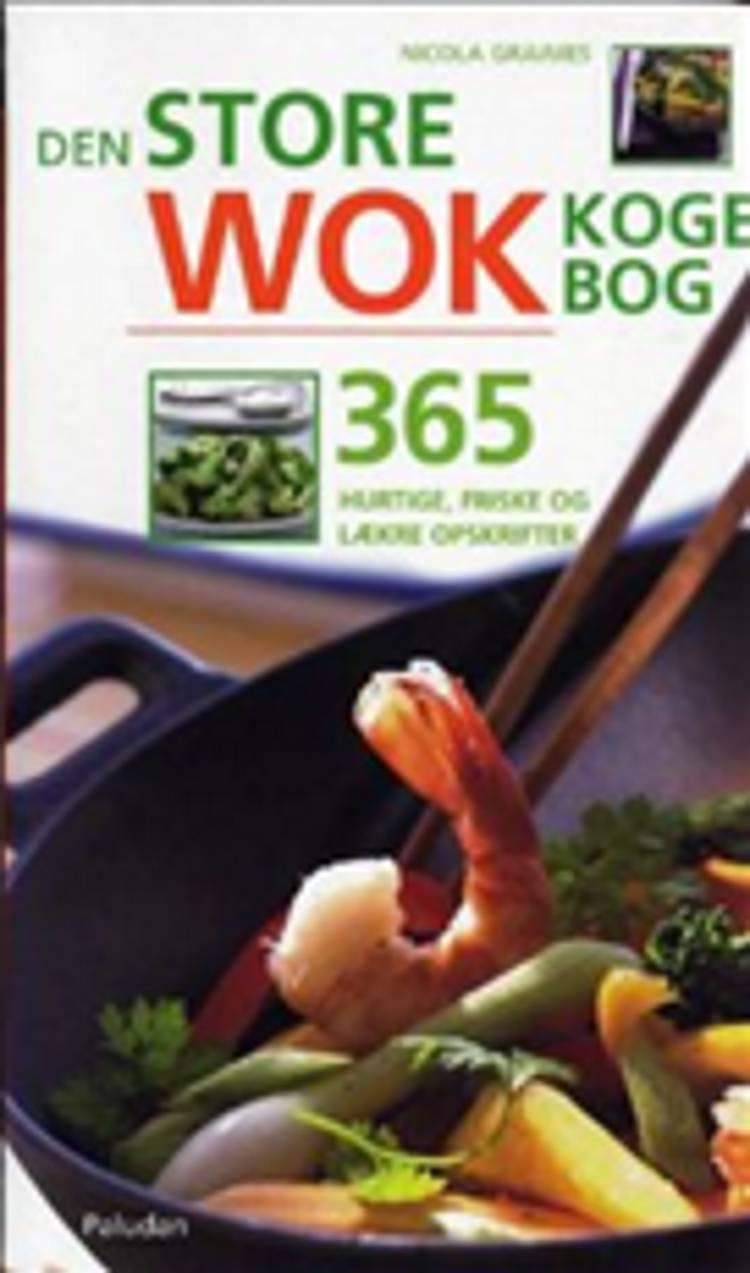 Den store wokkogebog af Nicola Graimes