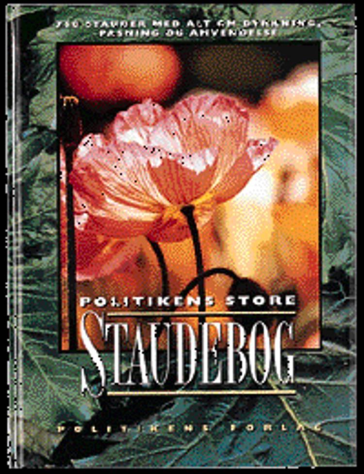 Politikens store staudebog af Graham Rice