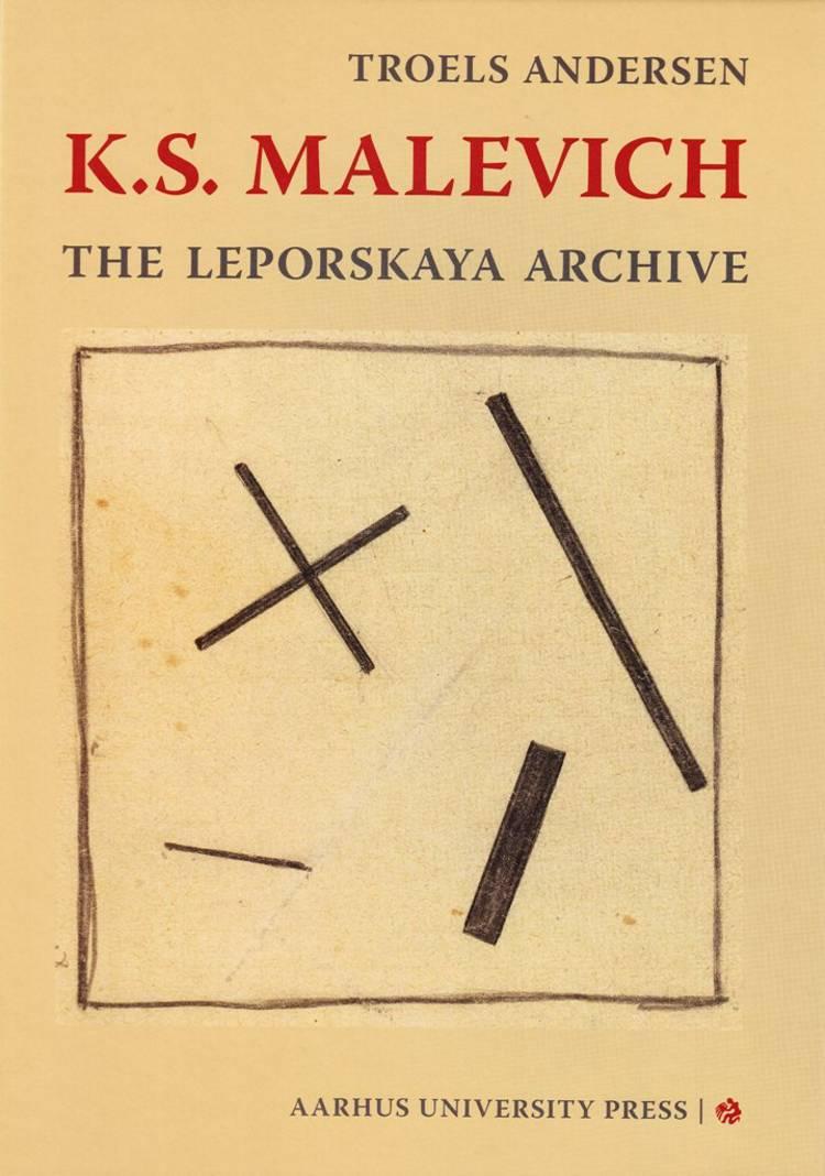 K.S. Malevich af Troels Andersen