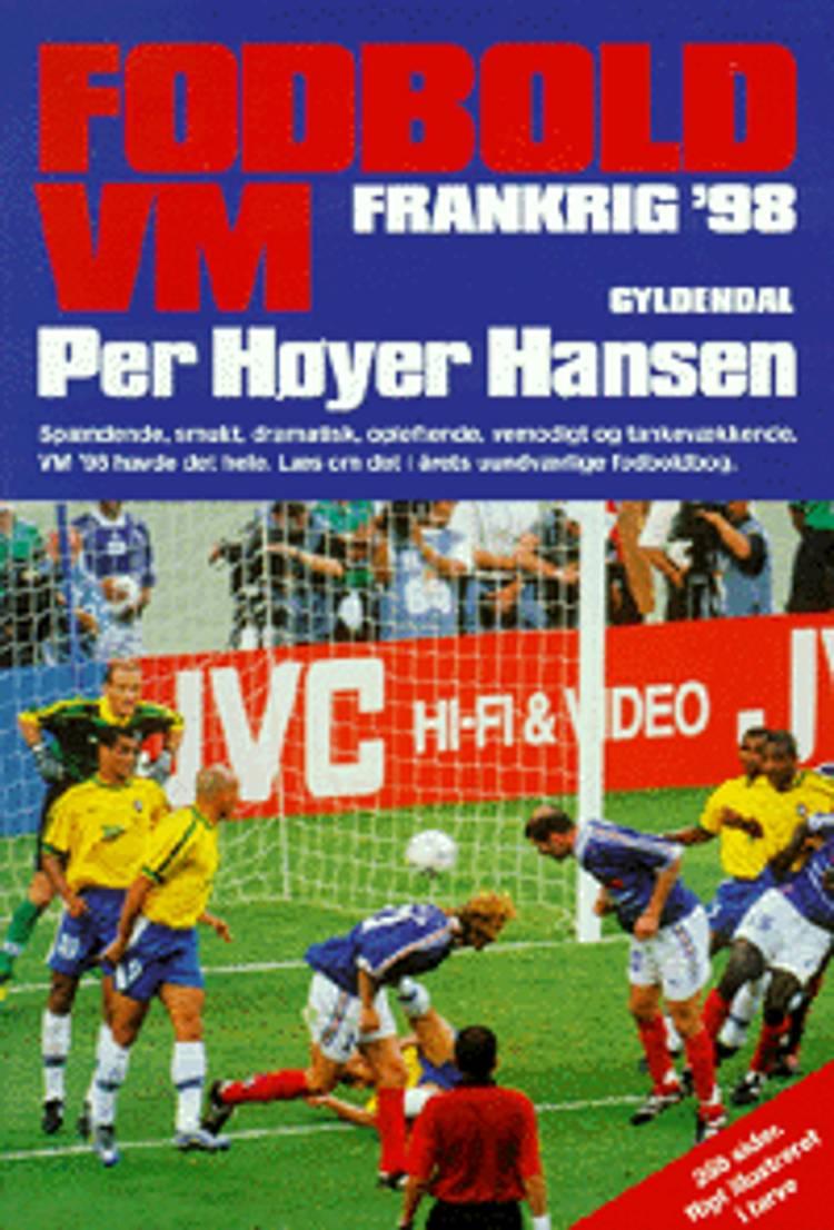 Fodbold-VM Frankrig '98 af Per Høyer Hansen