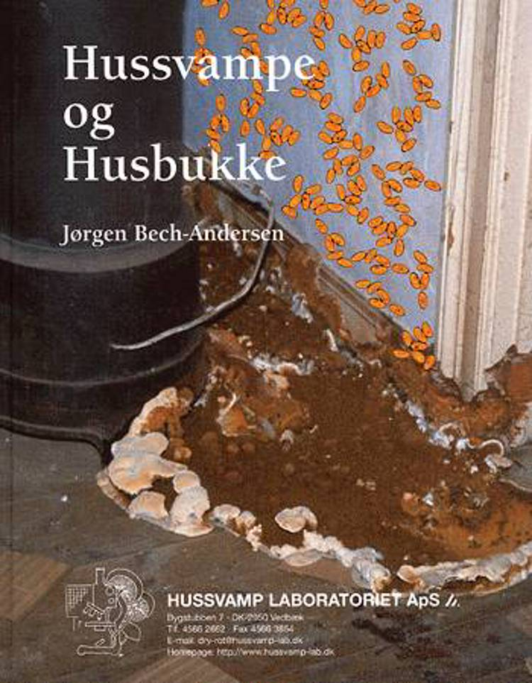Hussvampe og husbukke af J. Bech-Andersen