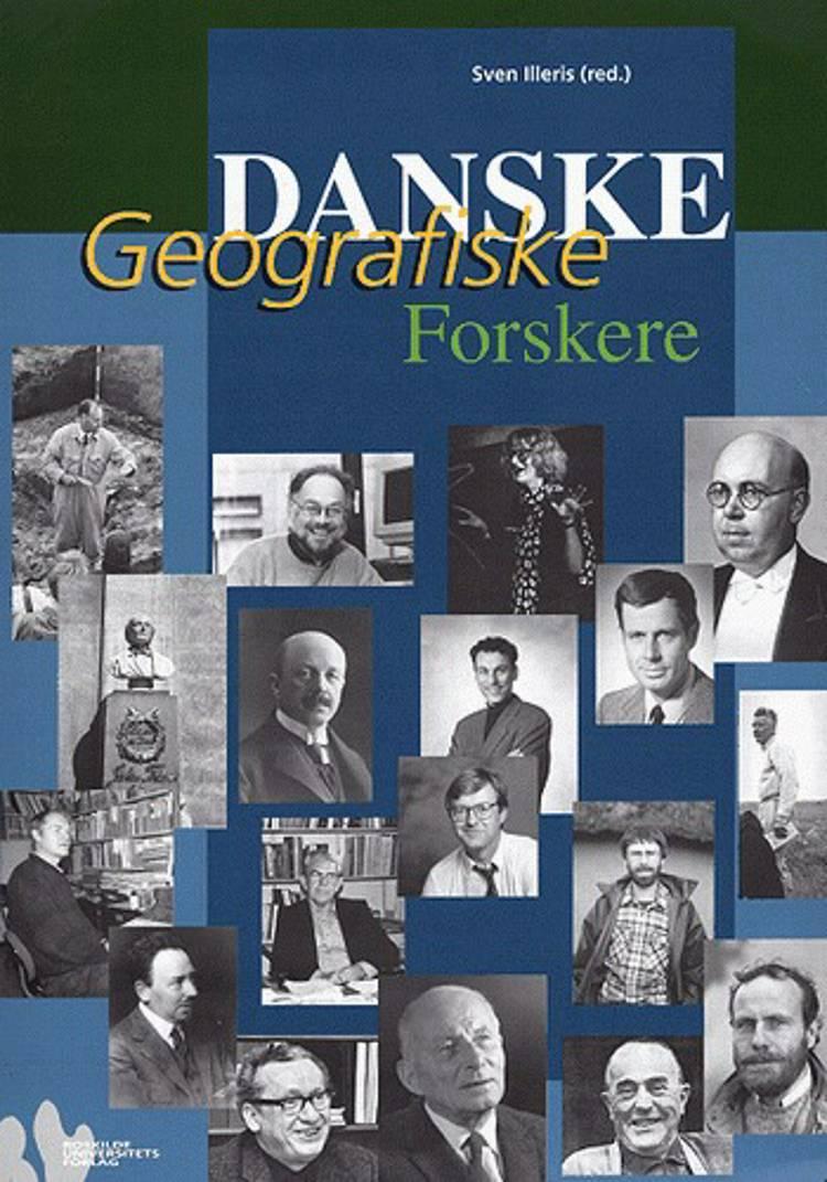 Danske geografiske forskere