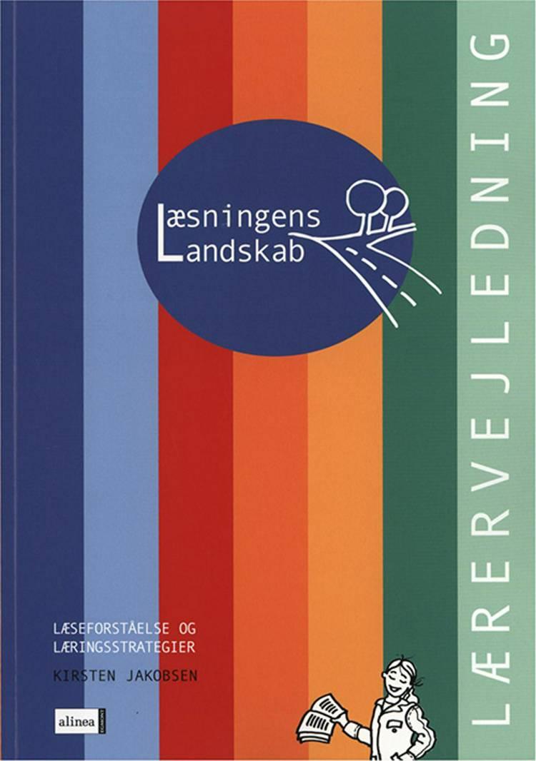 Læsningens landskab af Kirsten Jacobsen og Katja Tang
