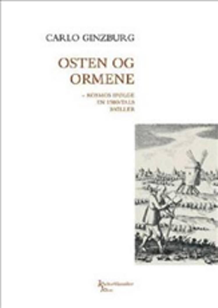 Osten og ormene af Carlo Ginzburg