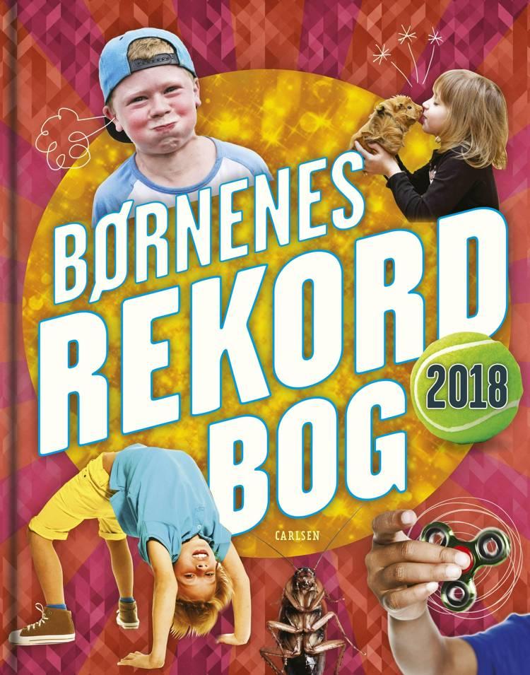 Børnenes rekordbog 2018 af Mikael Brøgger
