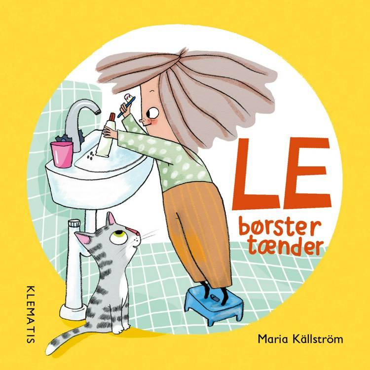 Le børster tænder af B. Wahlströms Bokförlag