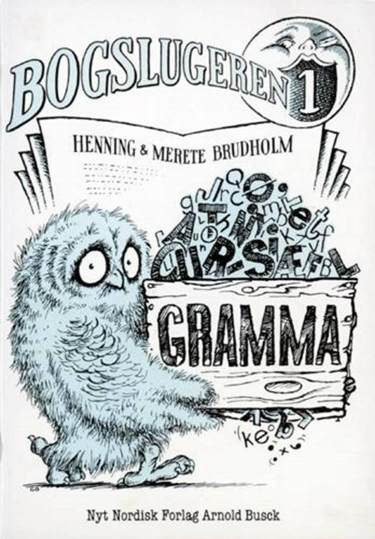 Bogslugeren 1 af Henning Brudholm og Merete Brudholm