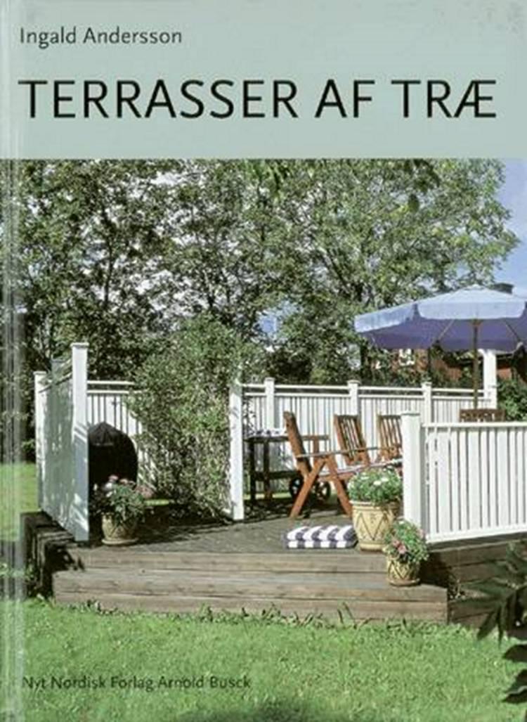 Terrasser af træ af Ingald Andersson