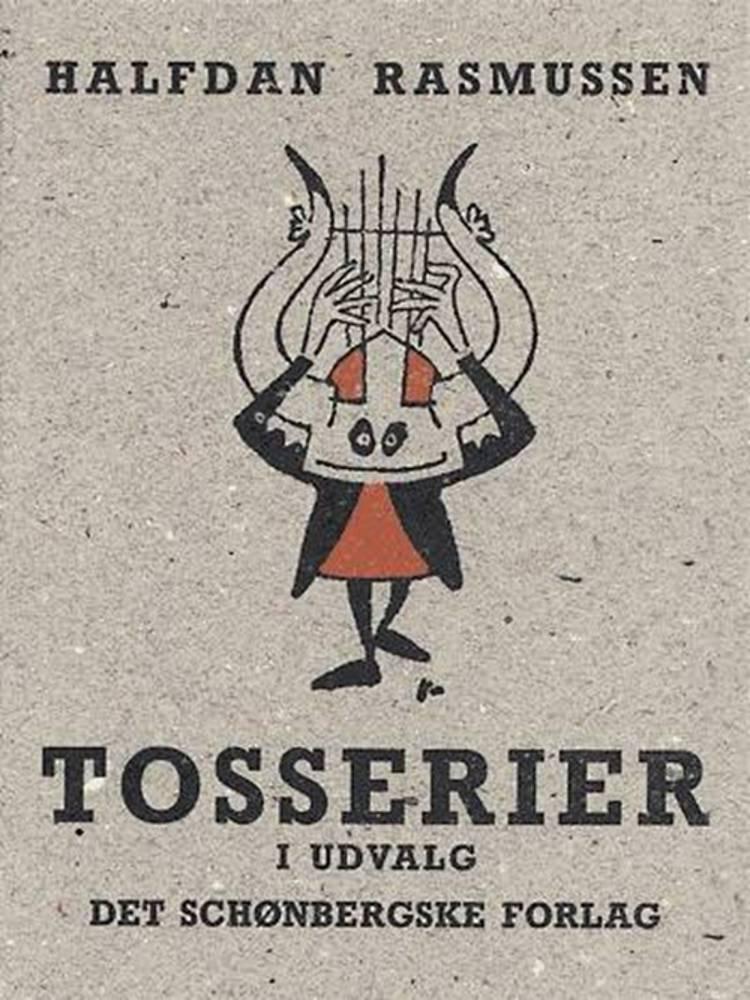 Tosserier i udvalg af Halfdan Rasmussen