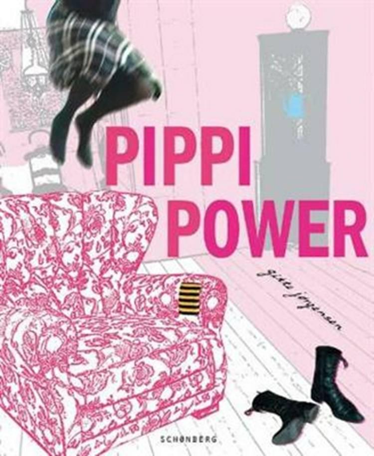 Pippi Power af Gitte Jørgensen