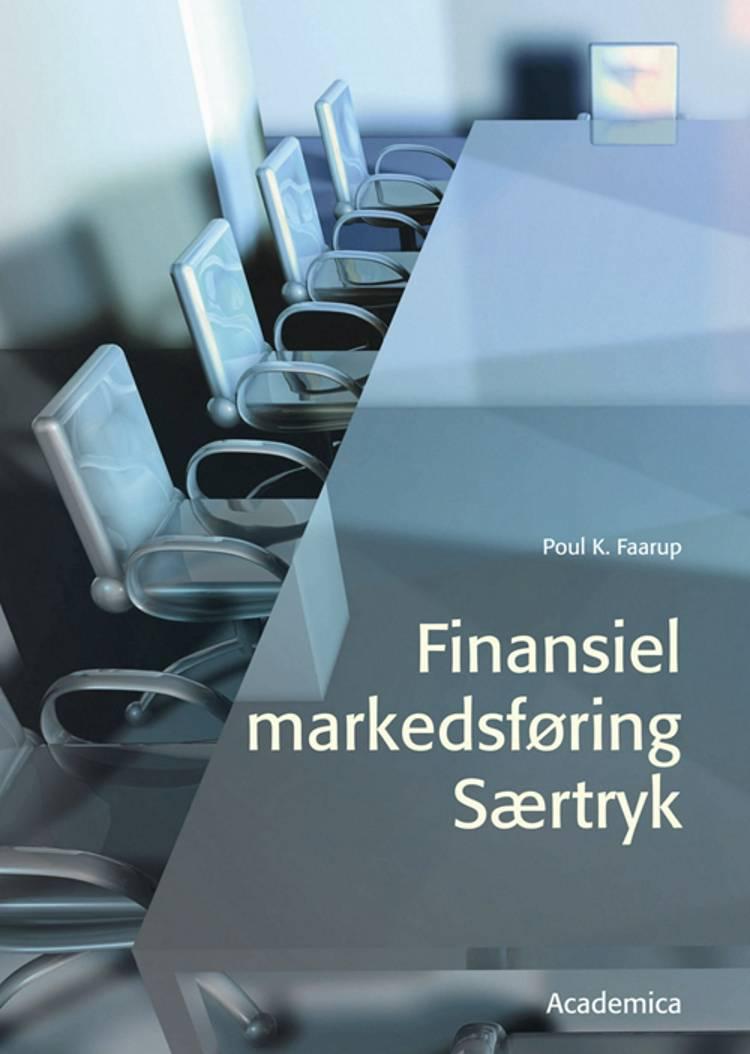 Finansiel markedsføring af Hans-Henrik Søndersted-Olsen, Poul K. Faarup og Sonja Juhl Madsen