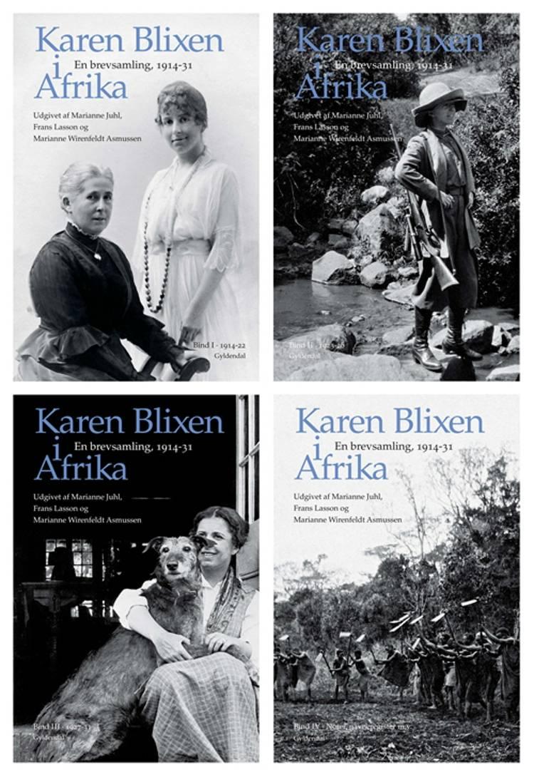 Karen Blixen i Afrika af Karen Blixen