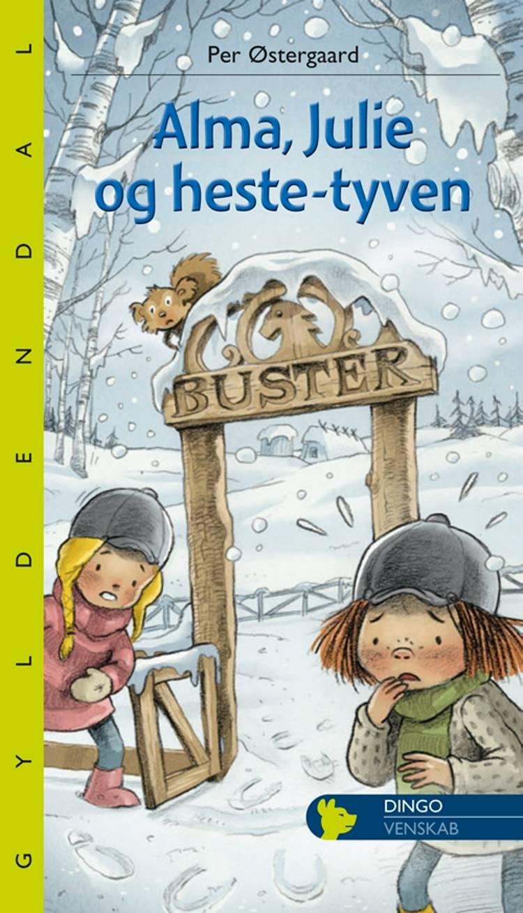 Alma, Julie og heste-tyven af Per Østergaard