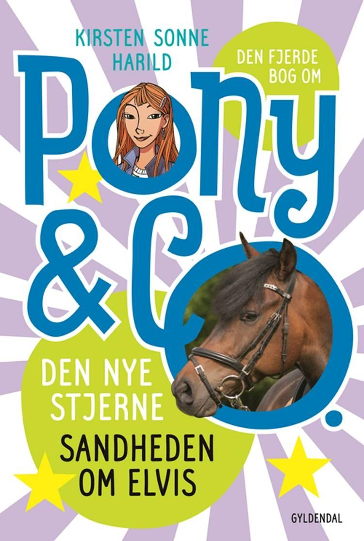 Den fjerde bog om Pony & co. af Kirsten Sonne Harild