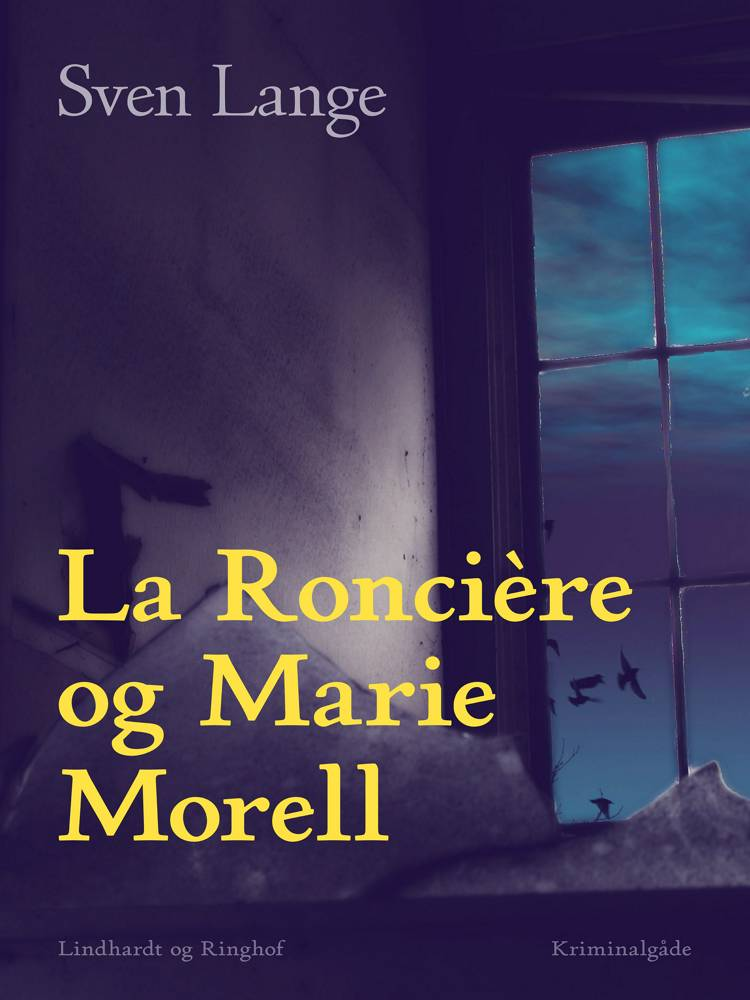 La Roncière og Marie Morell af Sven Lange