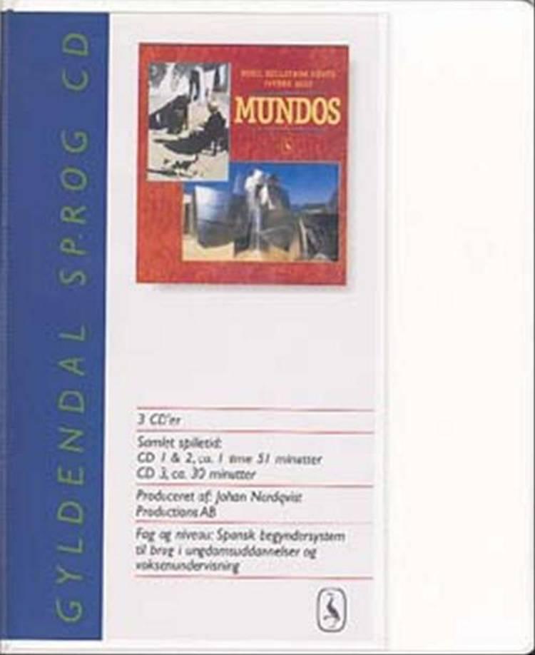 Sprog cd. mundos. spansksystem for gymn. af Sverre Aass og Bodil Hellstrøm Groth