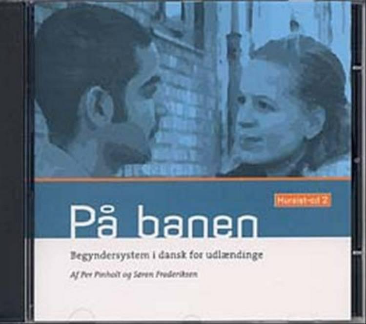 Sprog cd. på banen 2. til kursisten gb af Per Pinholt og Søren Nørregård Frederiksen
