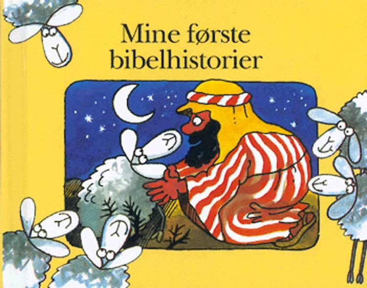 Mine første bibelhistorier af Graham Round
