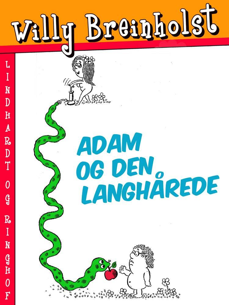 Adam og den langhårede af Willy Breinholst