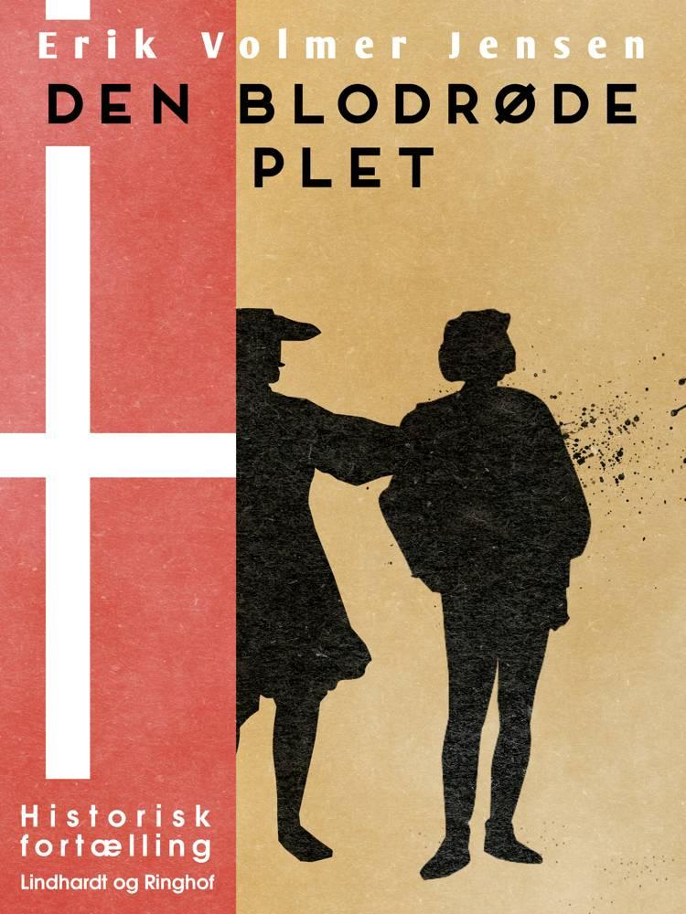 Den blodrøde Plet af Erik Volmer Jensen