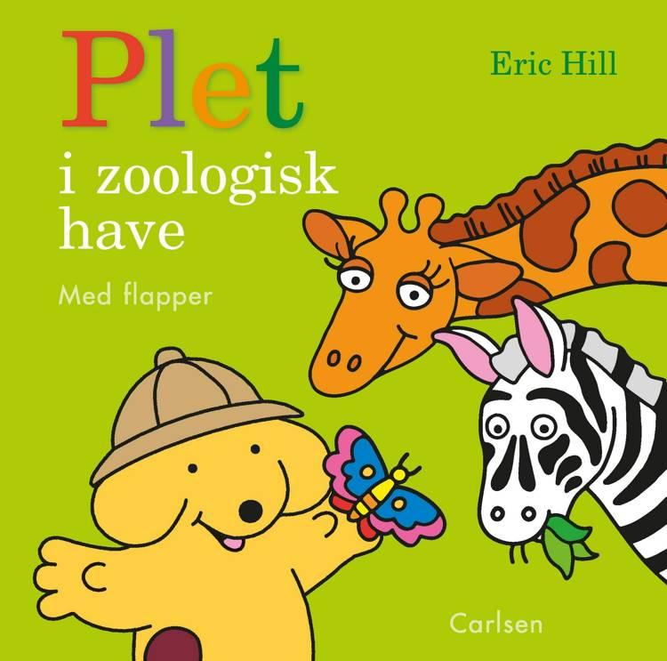 Plet i Zoologisk Have af Eric Hill