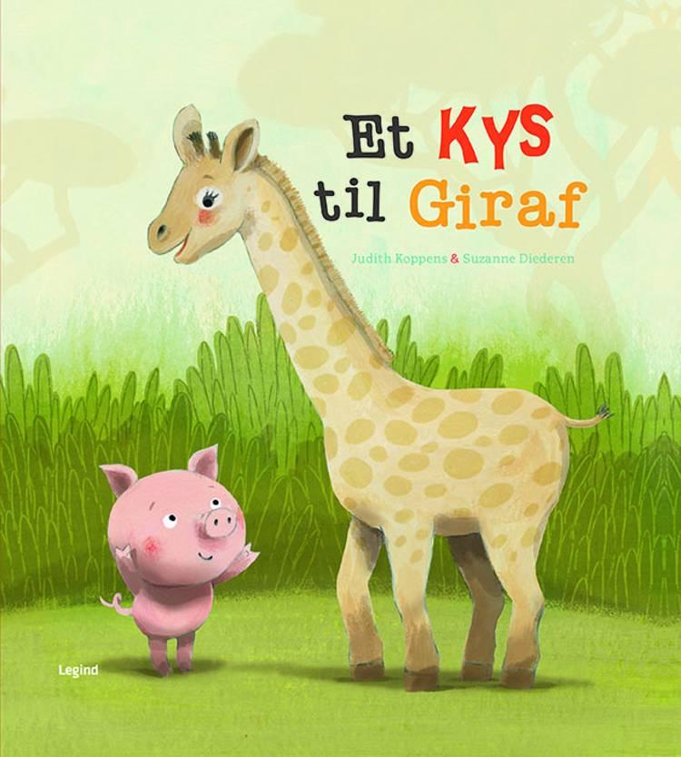 Et kys til Giraf af Judith Koppens og Suzanne Diederen