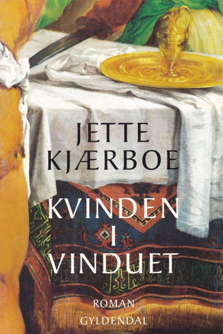 Kvinden i vinduet af Jette Kjærboe