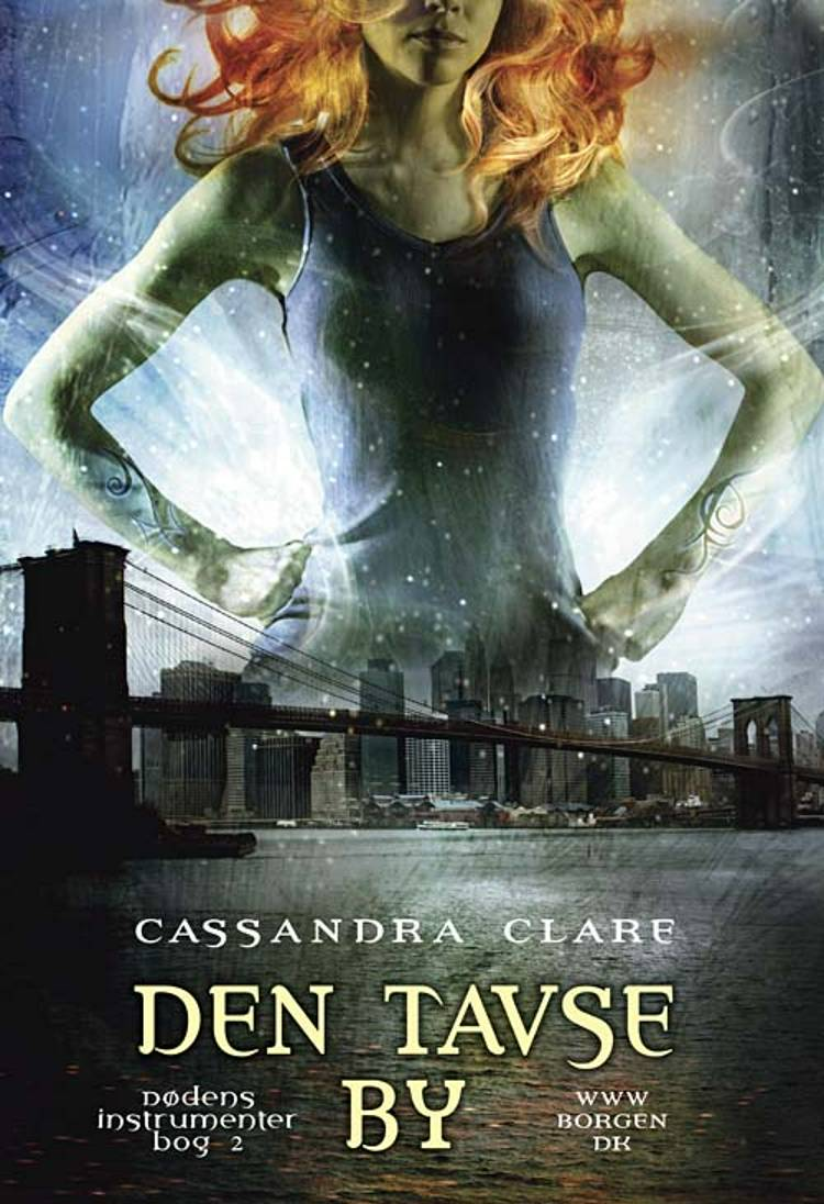 Den tavse by af Cassandra Clare