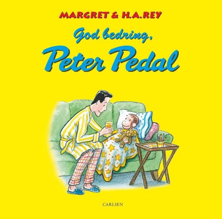 God bedring, Peter Pedal af H.A. Rey og Margret