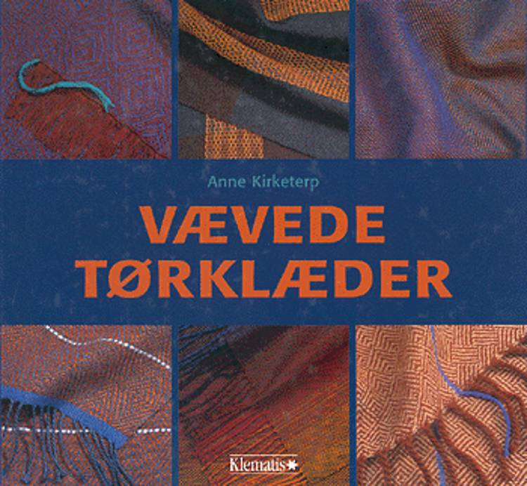Vævede tørklæder af Anne Kirketerp