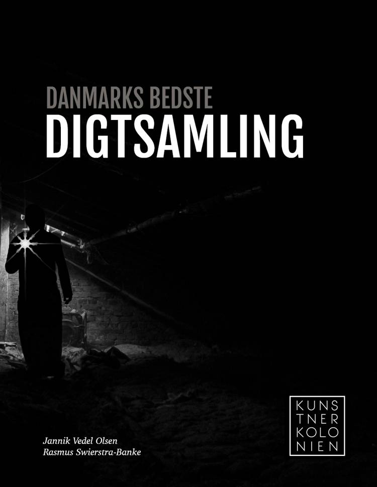 Danmarks Bedste Digtsamling af Rasmus Swierstra-Banke