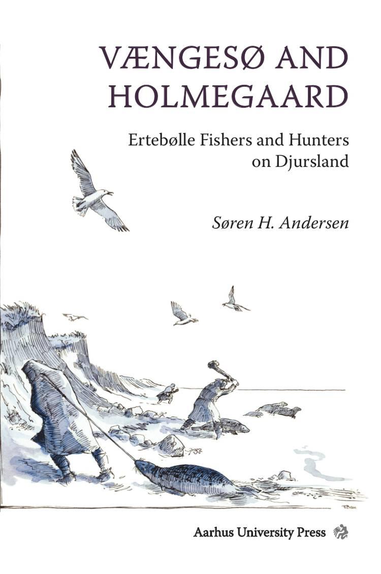 Vængesø and Holmegaard af Søren H. Andersen