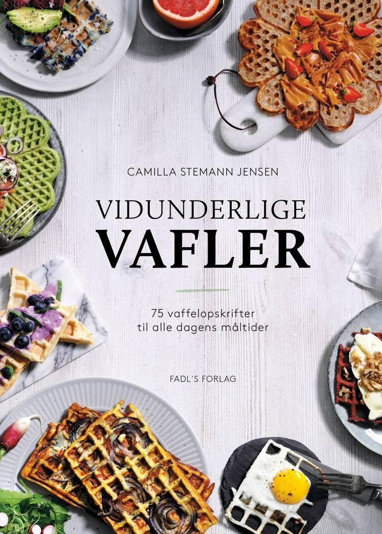 Vidunderlige vafler af Camilla Stemann Jensen