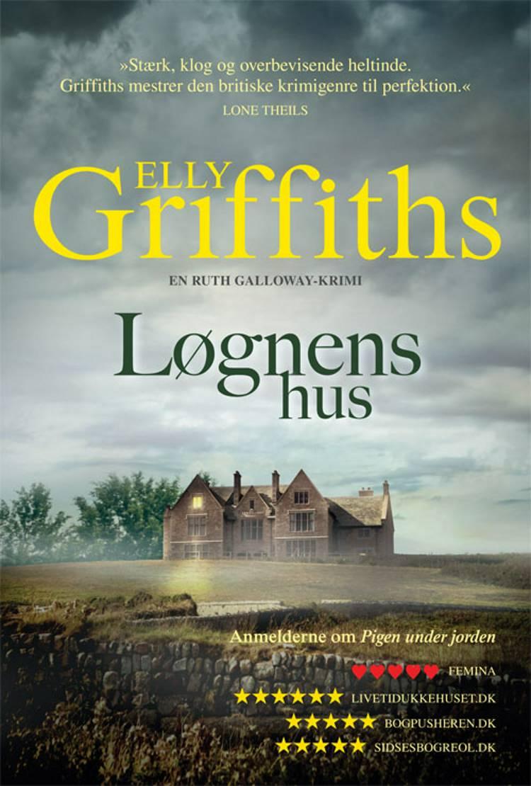Løgnens hus af Elly Griffiths