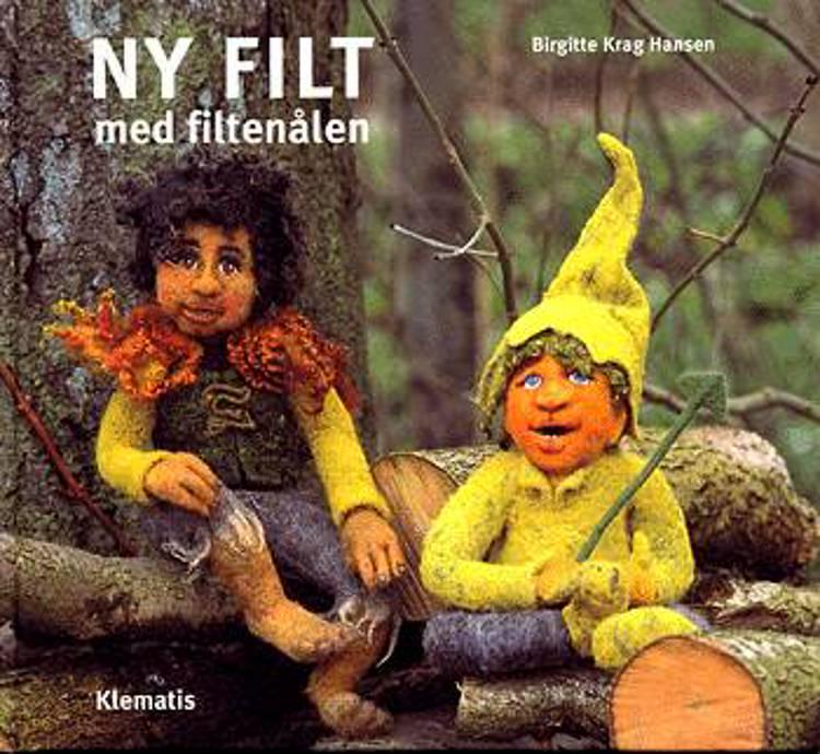 Ny filt med filtenålen af Birgitte Krag Hansen