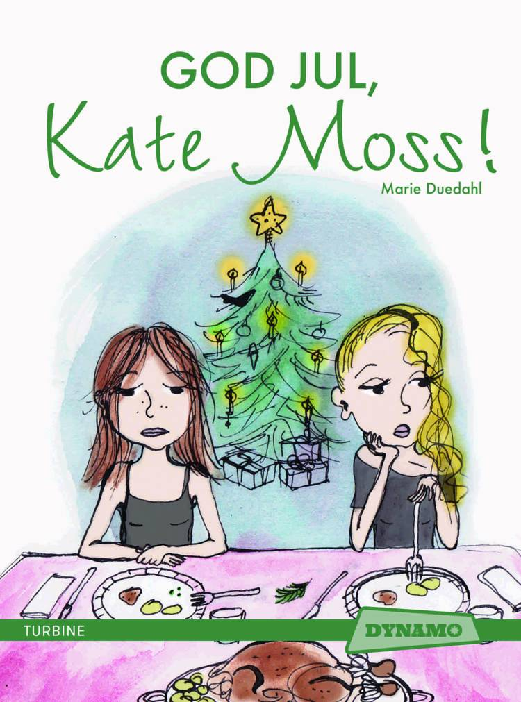 God jul, Kate Moss! af Marie Duedahl