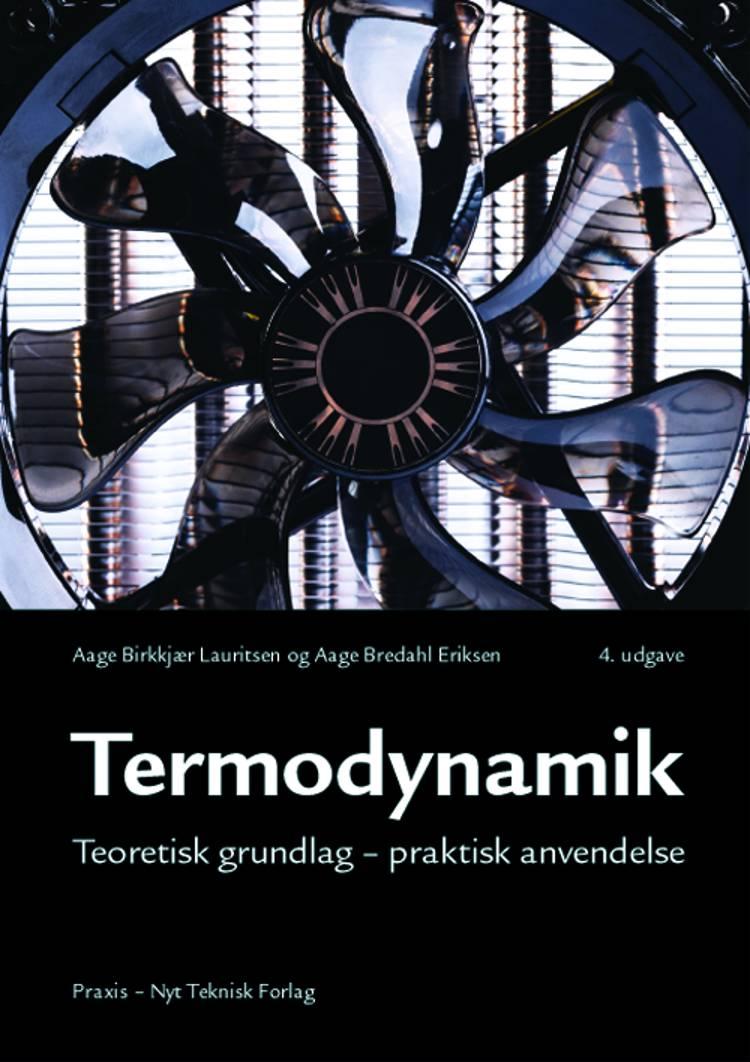 Termodynamik af Aage Birkkjær Lauritsen, Aage Bredahl Eriksen og Søren Gundtoft
