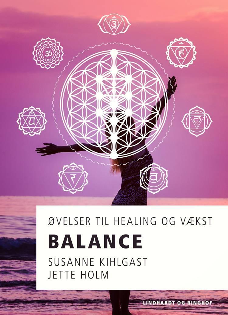 Balance af Jette Holm og Susanne Kihlgast