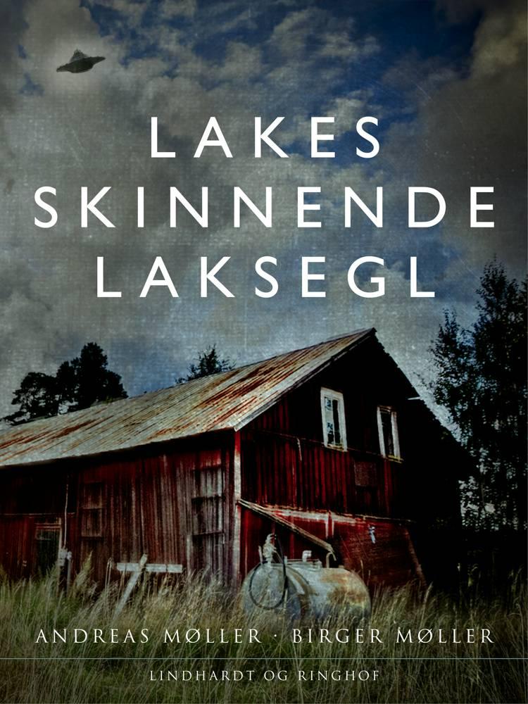 Lakes skinnende laksegl af Birger Møller og Andreas Møller