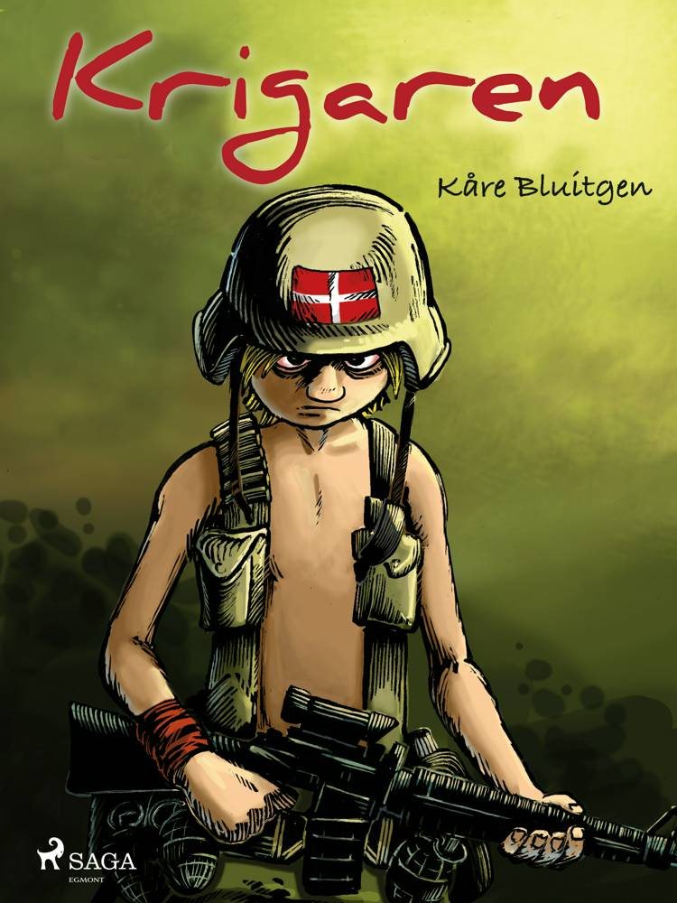 Krigaren af Kåre Bluitgen