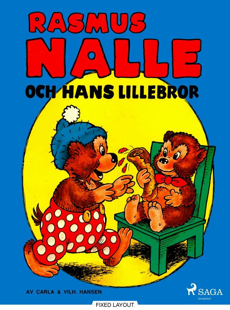 Rasmus Nalle och hans lillebror af Vilhelm Hansen og Carla Hansen