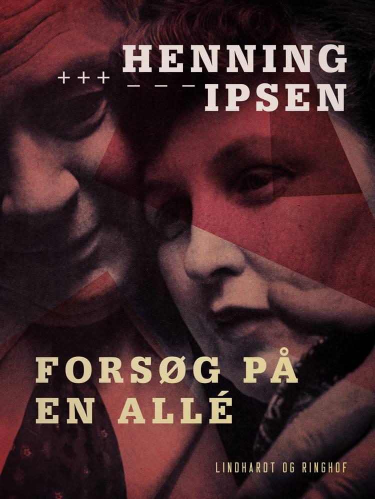 Forsøg på en allé af Henning Ipsen