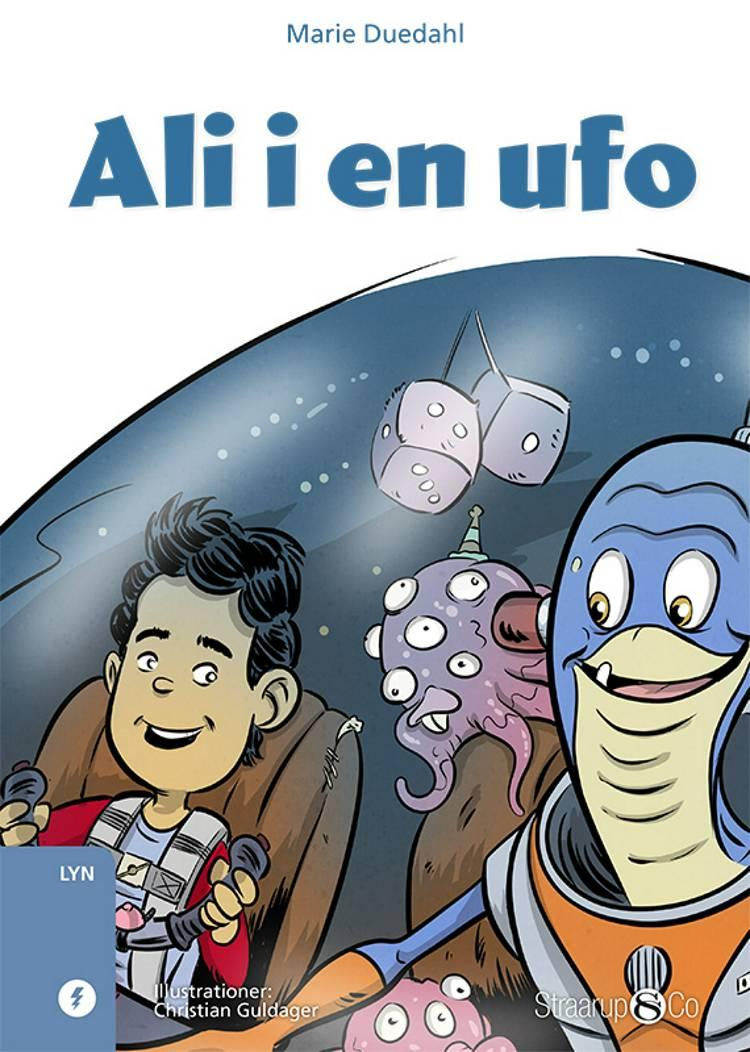 Ali i en ufo af Marie Duedahl