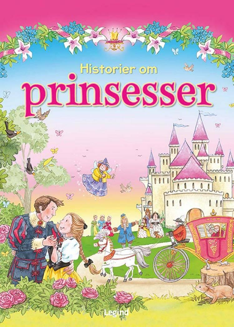 Historier om ... Prinsesser af Kate Davies og Jackie Andrews
