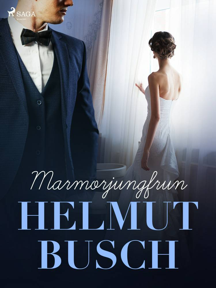 Marmorjungfrun af Helmut Busch